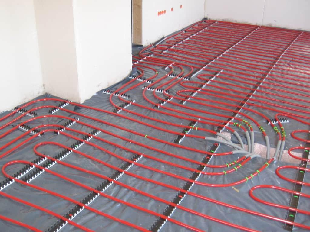 Chauffage plancher radiant : Guide d'achat, Prix et Fonctionnement